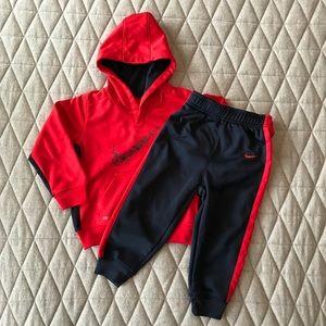Nike Dri-Fit Two-Piece Toddler Set